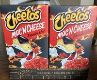 RARE Cheetos Mac 'n Cheese Flamin' Hot Flavor 5.9 Oz  NEW and FAST SHIPPING!