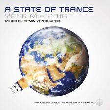 State of Trance Year Mix 16 (hol) 8718521037758 by Armin Van Buuren CD