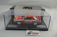 1:43 Nissan Skyline GTR R32 #2 Skaife 1992 ATCC WINNER Apex Winfield decaled