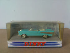 MATCHBOX. THE DINKY COLLECTION **  CHEVROLET CONVERTIBLE 1957  **  NEUF BOITE.