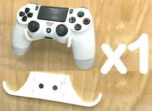 Fold-Flat Wall Mount Controller Holder for PlayStation 4 +colour options (Qty:1)