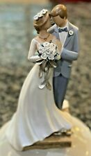 Wedding Cake Topper Legacy Of Love Couple Enesco Elegant Beautiful New Free Ship