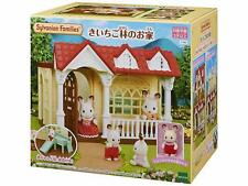 Sylvanian Families RASPBERRY HOUSE HA-50 Epoch Calico Critters