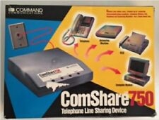 Command Communications Comshare 750 Telephone Line Sharing Device