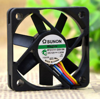 SUNON MF50101V1-Q030-S99 5010 12V 1.50W 5CM 4-wire PWM fan 1PCS