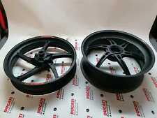 Pair Wheels Forged OZ Used For Ducati 1098/ 1198/ MTS / Monster 1200 / Sf 1098