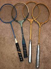 New listing lot of badminton rackets