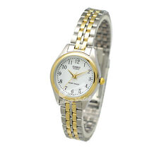 -Casio LTP1129G-7B Ladies' Metal Fashion Watch Brand New & 100% Authentic
