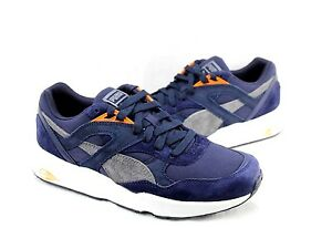 Puma Men's Shoes R698 Street 358016-02 ( Casual Sneakers ) Men's Sizes: 7.5 - 10
