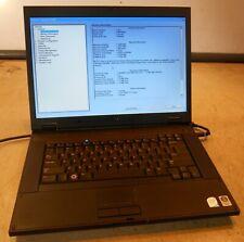 New listing Dell Latitude E5500 Intel Core 2 Duo T7250 @ 2.00Ghz 2Gb Laptop Computer, no hdd