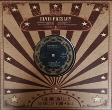 Elvis Presley- The Original U.S. EP Collection No2 Special Limited Edition White