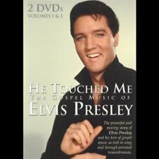 Elvis Presley - He Touched Me - The Gospel Music Of Elvis Presley (DVD, 2005)