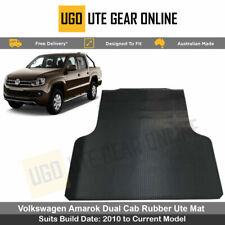 VW Volkswagen Amarok -  Ultimate - Highline (2010-Current) - Rubber Ute Mat