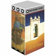 Wonders Of The African World With Henry Louis Gates, Jr. [VHS] (1999