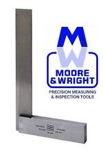 MOORE AND WRIGHT 100MM / 10.2cm ENGINEERS SQUARE MW4004 MYFORD