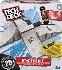 Tech Deck Fingerboard Starter Kit Ramp Set and Board *BRAND NEW*