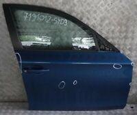BMW 1 Lui E87 LCI Passeggero Porta Anteriore Destra Sydney Blu Metallizzato A19