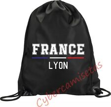 BACKPACK BAG LYON GYM HANDBAG SPORT FRANCE MODEL 1
