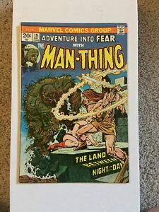 Adventure Into Fear #19 (1973) 🔥 First 1st App Howard The Duck 🔑 MCU What If