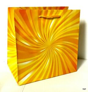 Gift Bag 47912 Spiral Paper Bag Birthday 20 x 20 X 12 CM