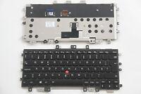 For Lenovo ThinkPad Helix 2nd Gen Ultrabook Keyboard Swedish Finnish Backlight