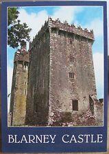 Irish Postcard BLARNEY CASTLE Cork Ireland Peter O'Toole John Hinde 2/1966-B