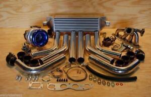 485hp Turbo Kit 2002-2012 Honda Civic Type R K20A2 K20Z4 VTEC TurboCharger