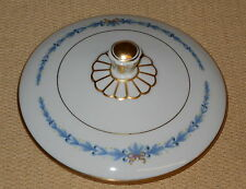 Lamberton China Lid For Round Covered Vegetable Dish In Natalie Pattern