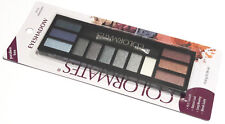 NEW SEALED COLORMATES ® EYESHADOW 8110 ISLAND OASIS 12 COLORS PARABEN FREE
