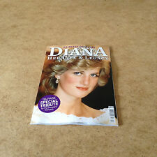 PRINCESS OF WALES DIANA HER LIFE & LEGACY 116-PAGE SPECIAL TRIBUTE PRINCESS DI