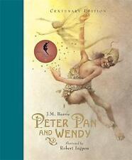 Peter Pan and Wendy (Templar Classics) (Templar Classics: Ingpen), J.M. Barrie,