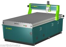 3 Axis CNC Router Table 2400x1200 Milling, Drilling machine diy plans