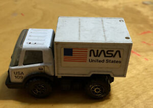 Vtg Tonka NASA Truck 109 Made In Hong Kong  G9