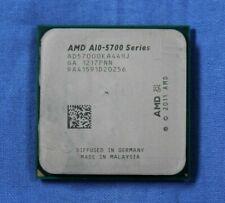 AMD A10-5700 Quad Core APU 3.4GHz 4MB Socket FM2 Radeon HD7660D