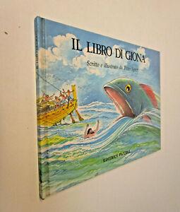 IL LIBRO DI GIONA SCRITTO E ILLUSTRATO DA PETER SPIER EDITRICE PICCOLI '86-FF-D1