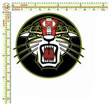 adesivo marco simoncelli super sic tigre sticker auto moto casco helmet 1 pz.