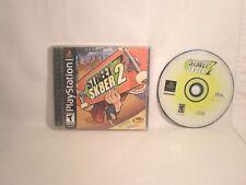 Street Sk8er 2 (Sony PlayStation 1, 2000)  complete