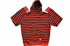 FALLEN COBRA ZIPUP HOODIE RED AUTHENTIC SKATE CHRIS COLE JAMIE THOMAS IMPORTED