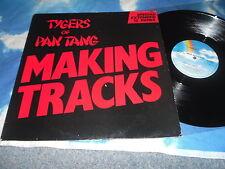 Tygers Of Pan Tang – Making Tracks UK 12 inch Single