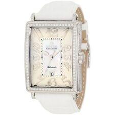 Gevril Women's 6209NV Glamour Swiss ETA 2892 Automatic Date DIAMONDS Watch