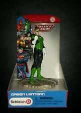 Film character Schleich Green Lantern DC  Super Detailed Toy Figure Collectable