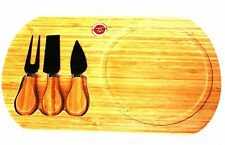 British Army Lest We Forget Cheese Board & Cheese Knives Military Gift BGK59