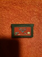 Disney's Cars (Nintendo, Gameboy Advance) GBA Cart Only Authentic TESTED
