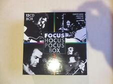 Focus - Hocus Pocus Box Set Red Bullet label Mint