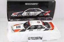 Minichamps 1:18 scale Audi V8 Quattro DTM 1991 Team SMS #2 Hubert Haupt LE500pcs