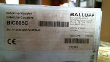 BALLUFF BIC005C INDUCTIVE COUPLER  BIC 2I0-I2A50-Q40KFU-SM4A5A free ship 1731hu