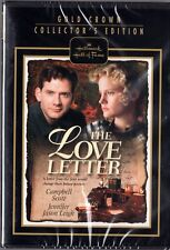 Hallmark Hall of Fame :The Love Letter  (DVD)- Gold Crown Collector's Edit  NEW