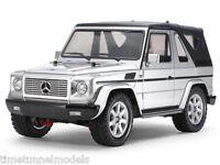 Tamiya 58629 Mercedes-Benz G 320 Cabrio MF-01X 4WD - RC Kit + ESC + Stick Radio