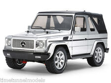 Tamiya 58629 Mercedes-Benz G 320 Cabrio MF-01X 4WD RC Car Kit *WITH* Tamiya ESC