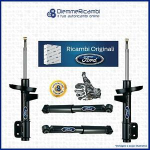 KIT 4 AMMORTIZZATORI ORIGINALI FORD MOTORCRAFT - FOCUS I BERLINA - 98 ->04